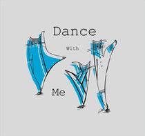 Dance with me von Lucja Lipinska