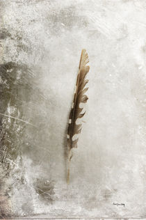 Standing Feather von Randi Grace Nilsberg