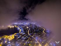 Night clouds von Andres del Castillo