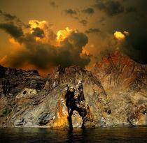 Golden Gate Of Karadag, Crimea von Yuri Hope