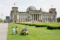 Reichstag by Rainer F. Steußloff
