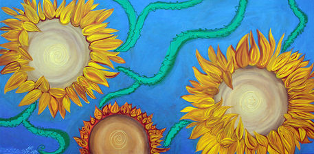 New-sunflowers-by-laura-barbosa
