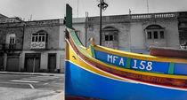 Malta/Das Boot - Stadt!Blicke von projekt-wortrausch