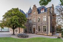 Burg Klopp - Stadtverwaltung by Erhard Hess