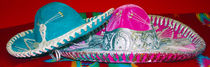 Mexican Sombreros by gravityx9