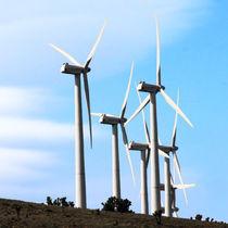 Wind Turbines  von gravityx9
