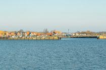 Hafen Maasholm von der Seeseite by toeffelshop