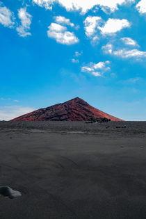 Vulkan auf Lanzarote by ronny
