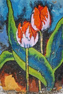 tulip art... von loewenherz-artwork