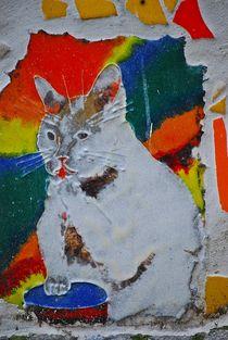 cat art... von loewenherz-artwork