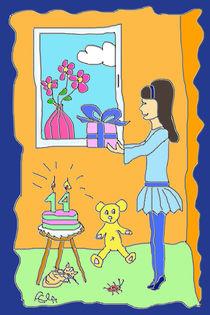14. Geburtstag by lela