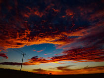 Sunset In Louisiana No.1 by Michael DeBlanc