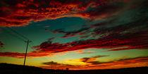 Sunset In Louisiana No.2 by Michael DeBlanc