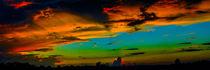 Sunset In Louisiana No.3 by Michael DeBlanc