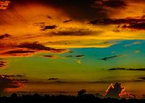 Sunset In Louisiana No.5 von Michael DeBlanc