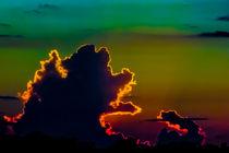 Sunset In Louisiana No.7 by Michael DeBlanc