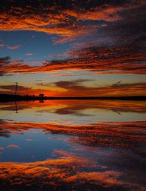 Sunset In Louisiana No.8 von Michael DeBlanc