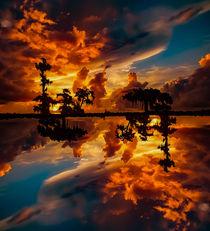 Louisiana Sunsets No.12 by Michael DeBlanc