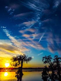 Louisiana Sunsets No.14 by Michael DeBlanc