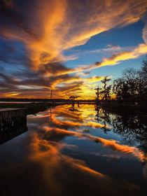 Louisiana Sunsets No.15 by Michael DeBlanc