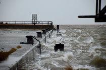 Nordsee in Wallung von Michael Bürger