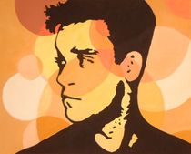 Robbie Williams - Pop Art von Melanie Malinowski
