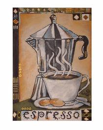 espresso by Melanie Malinowski