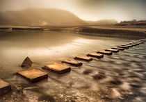 Stepping stones by Leighton Collins