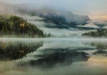 Lake Scene No.3 by Michael DeBlanc