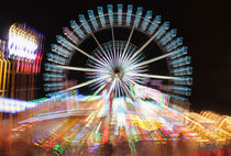 Riesenrad von Marlies Schwarzin