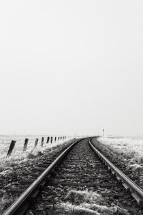 Bahngleise by renard