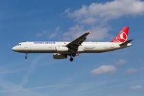 Mehmet Airways Airbus A321 von David Pyatt