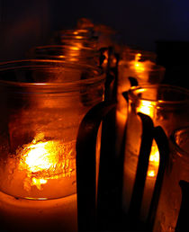 Candles by Michael DeBlanc