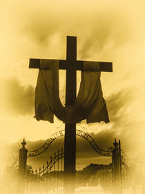 Easter Cross No.3 by Michael DeBlanc