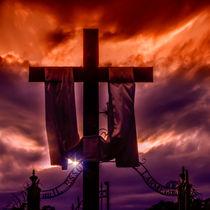 Easter Cross No.2 by Michael DeBlanc