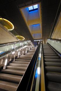 Escalator von Jürgen Keil