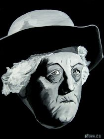 Miss Marple by Mario Sturm
