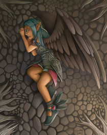 fallen angel by sushy