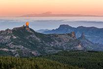 First light - Mirador del Pico de los Pozos de las Nieves