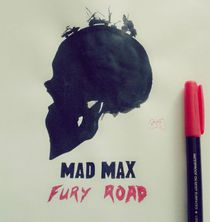 mad max fury road  by Ajay Atroliya