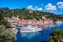 Portofino, Italy by Lev Kaytsner