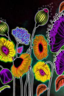 Night flowers by Boris Selke