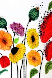 Fleurs des champs by Boris Selke