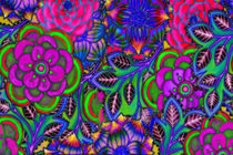psyché flowers von Boris Selke