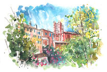 Cathedral Sainte Cecile In Albi 01 by Miki de Goodaboom