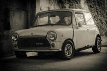 1975  Innocenti Mini Cooper 1300  von tastefuldesigns