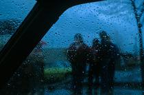 Waiting in Rain by Jim Corwin