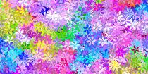 Frühlingsblüten von Viktor Peschel