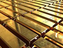 Gold bars von Alexey Romanenko