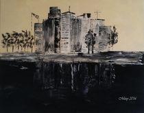 """""""Meine Stadt"""" von Monika Missy"""